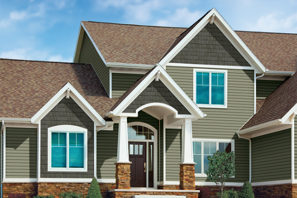 Royal Vinyl Siding Wingler Construction